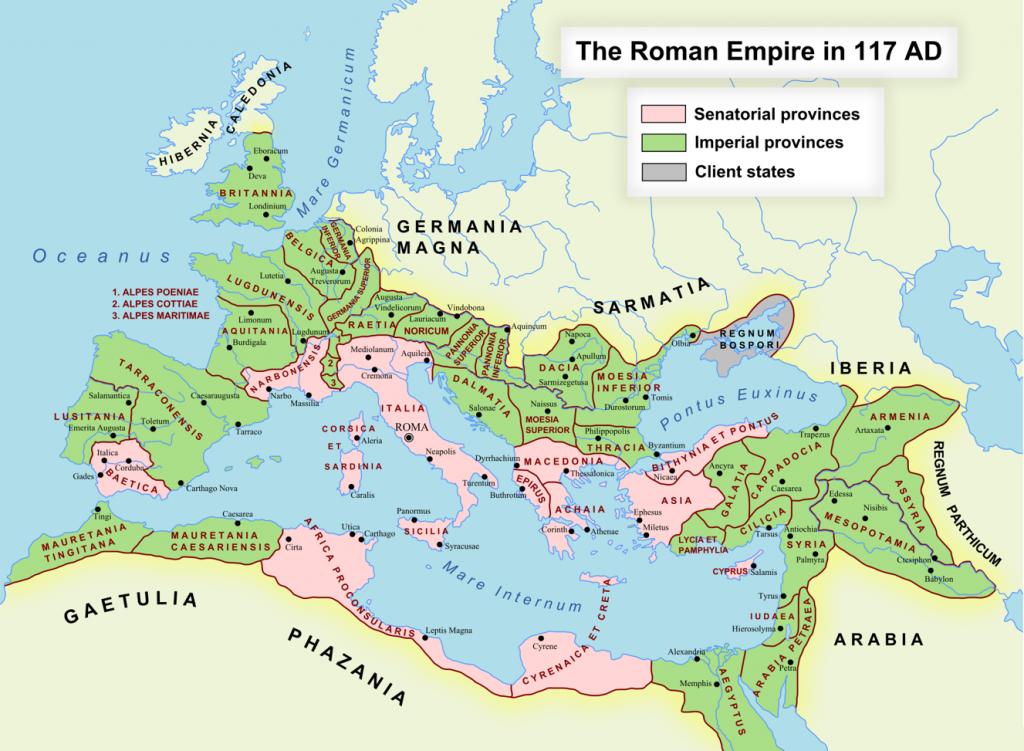 roma-imparatorlugu-haritasi