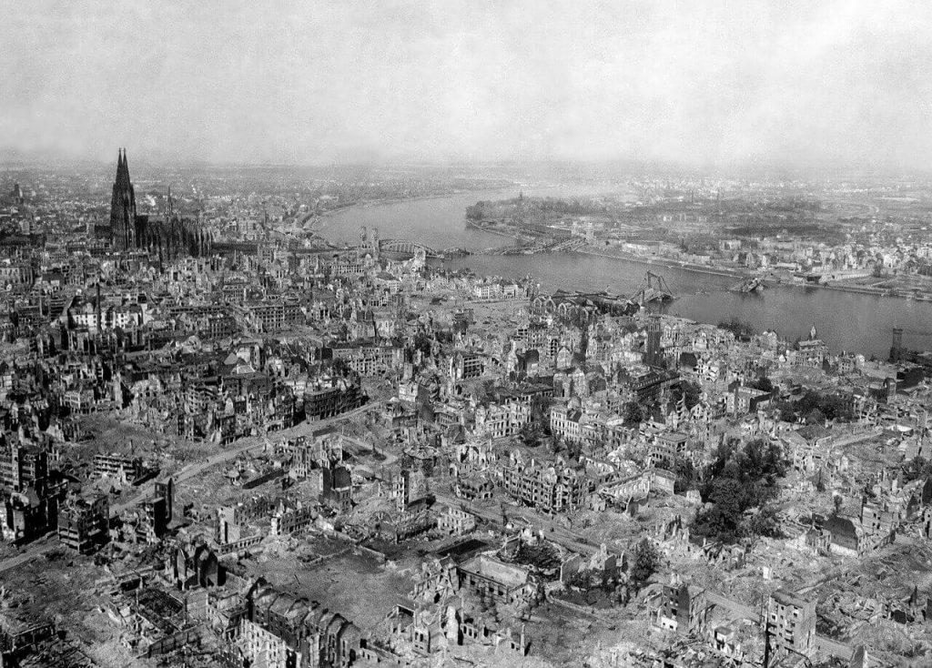 İkinci dünya savaşı sonrası