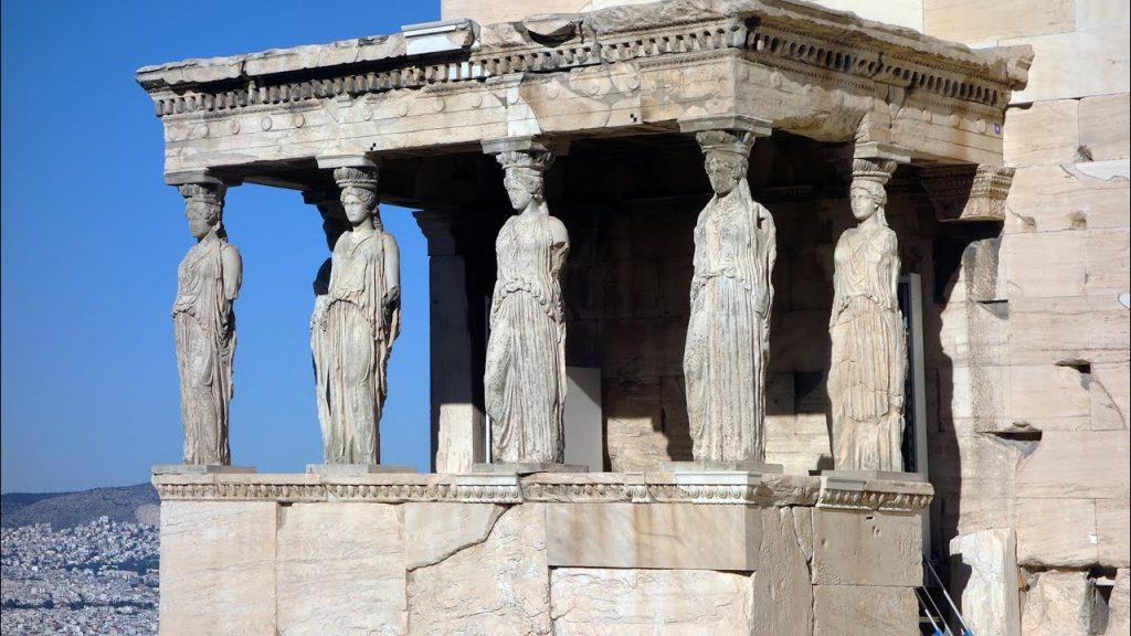Grek Mimarisi