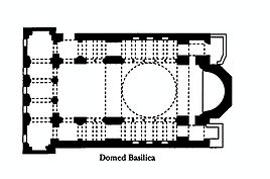 kubbeli-bazilika