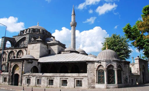 istanbul camiileri