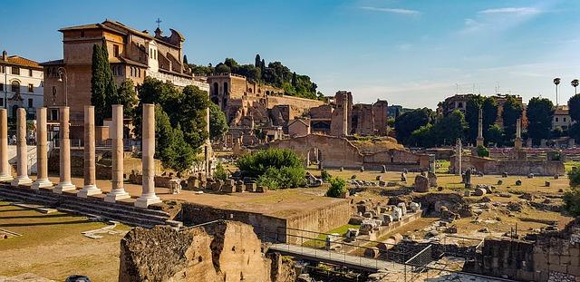 Roma Forumları