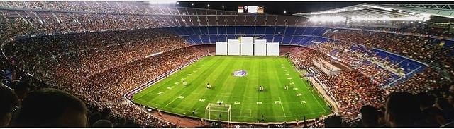 Avrupa'nın en büyük stadyumu Camp Nou
