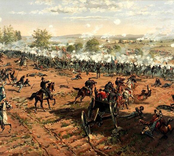 Amerikan İç Savaşının Nedenleri