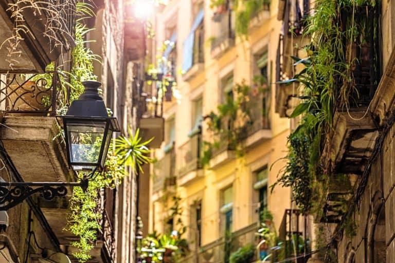 Barselona Gotik Bölge