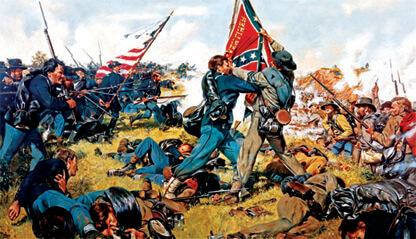 Gettysburg Muharebesi
