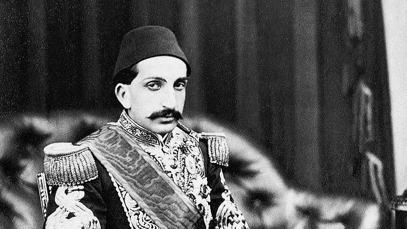 Sultan İkinci Abdülhamid Çocukluğu