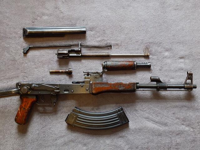 tüfek ne zaman icat edildi