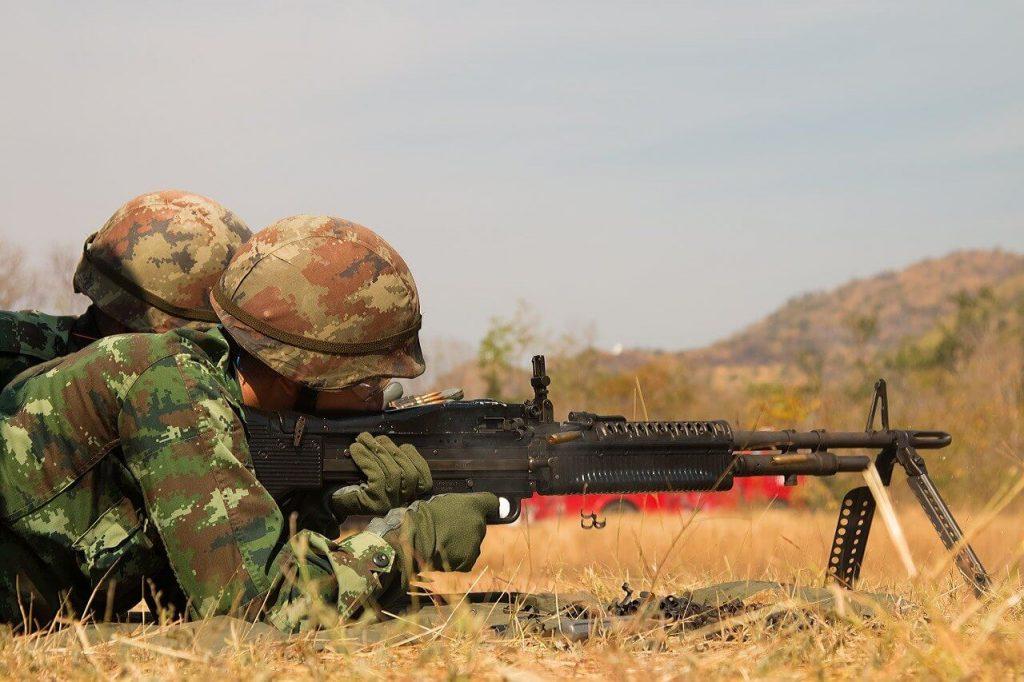 Tüfek teknolojisinin muharebelere etkisi